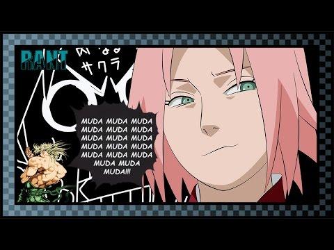 Sakura Haruno's Character Development - SHE SUCKS!!!