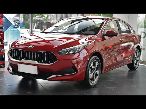 NEW 2020 KIA K3 GTLine - AWESOME KIA SEDAN - EXTERIOR AND INTERIOR
