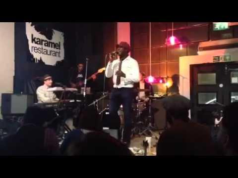Xantone' Blacq presents Jason Rebello live at Karamel Club, London UK.