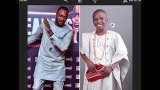Like Father Like Son Odunlade Adekola cute lookalike son Celebrates his birthday in Style