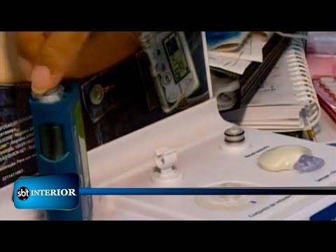 Pacientes da Associação de Diabetes Juvenil sofrem com falta de insumos para bomba de insulina