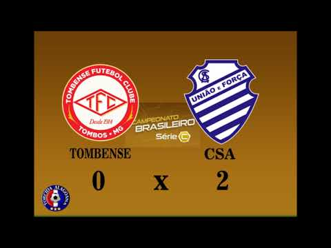 Tombense 0x2 CSA  - Narração Wellington Martins ( AUDIO ) Radio CBN Maceió-AL