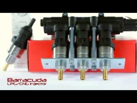 Форсунки Barracuda LPG CNG Injector