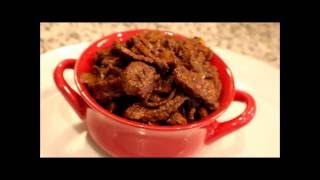 Ethiopian Food : How to Make Tibsi Awaze Spicy Beef Stew የአዋዜ ጥብስ አሰራር