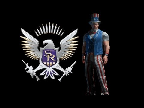 Saints Row 4:Commander in Chief Pack