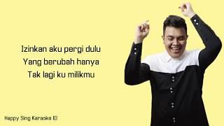 Pamit - Tulus (Karaoke)