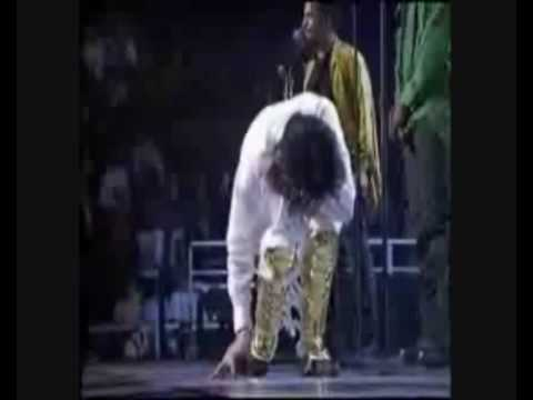 Michael Jackson CRYING on Stage