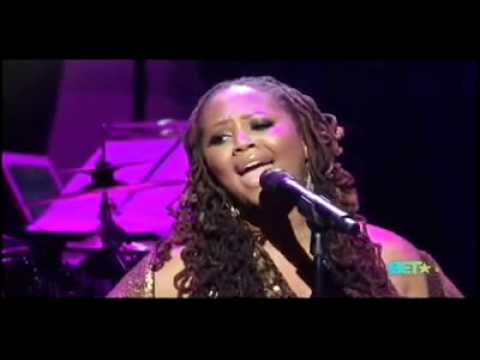 Lalah Hathaway's tribute to Anita Baker singing Angel