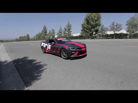 LSX Magazine Takes Borla's Supercharged Sixth-Gen Camaro For A Spin