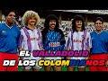 El VALLADOLID de los COLOMBIANOS 🇨🇴 (Maturana, Valderrama, Higuita y Leonel Álv…