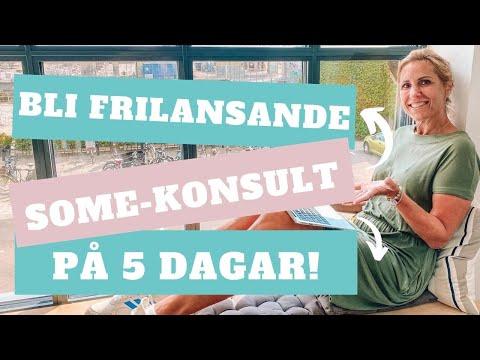 Bli frilansande Sociala Medier-konsult! | På bara 5 DAGAR! from YouTube · Duration:  31 minutes 56 seconds