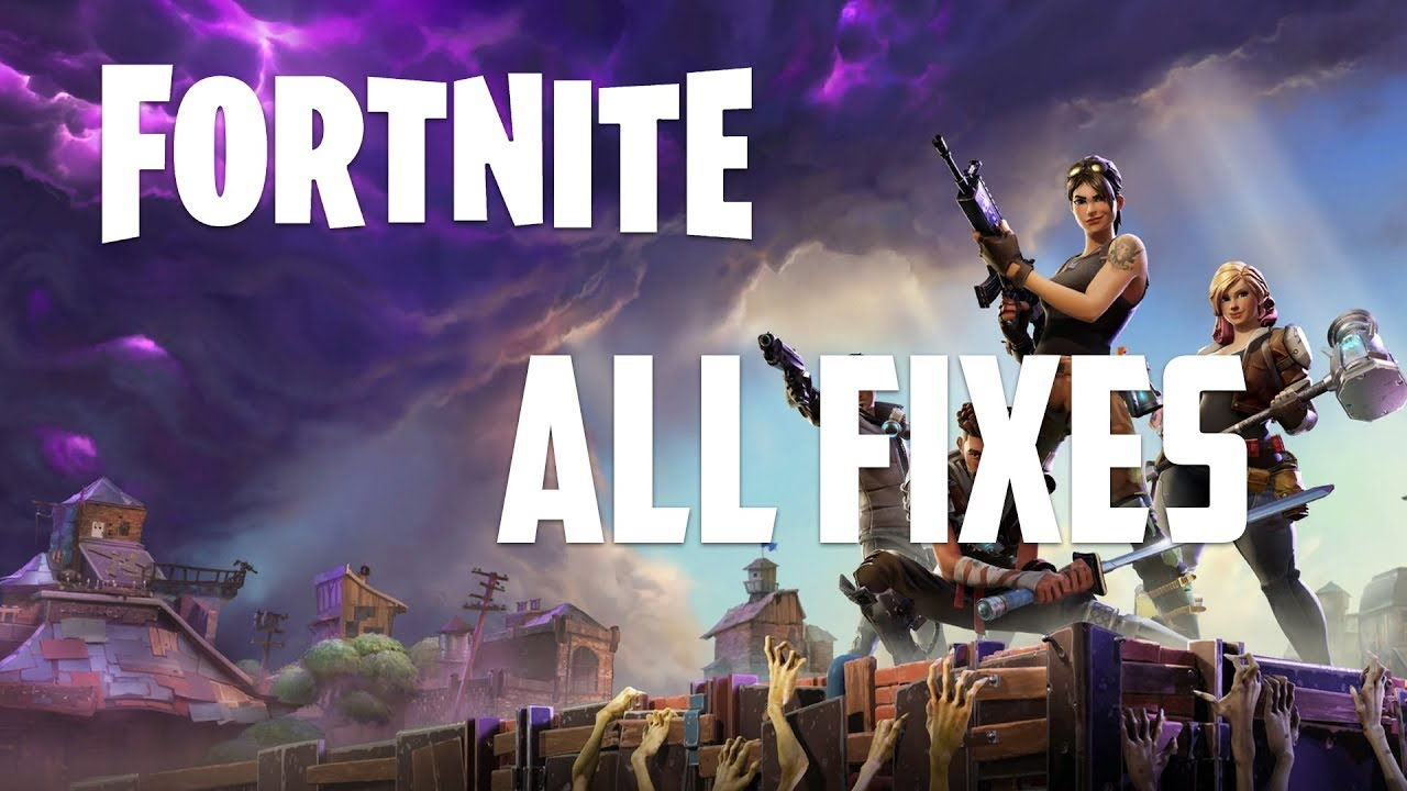 Epic Games Launcher All Fixes Updated Youtube