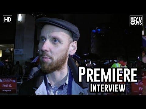Spike Island Premiere - Ewen Bremner Interview