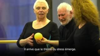 Reportage // Danser pour se soigner