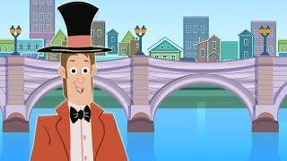 Лондонский мост падает вниз | детский стишок