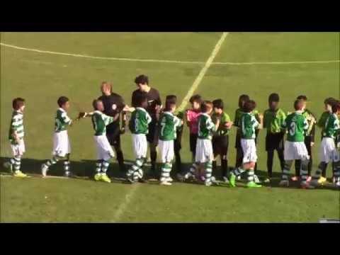 Amavita 0 - 5 Sporting, FUT9, juniores D, 14-Nov-2015, 3ª jornada