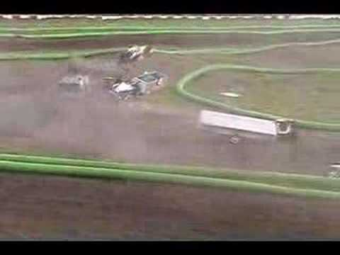 R/C Nitro Demolition Derby
