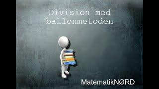 Division med ballonmetoden