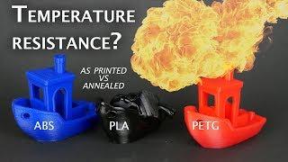 видео ABS или PLA? Какой материал выбрать для 3D печати