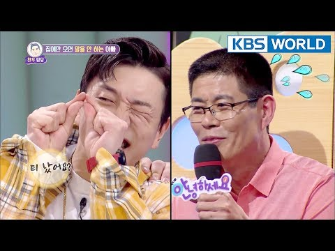 He won't open his mouth.Please help my dad speak up.[Hello Counselor Sub : ENG,THA / 2018.04.23]