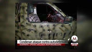 Emboscan a comunitarios de Guerrero; hay tres muertos