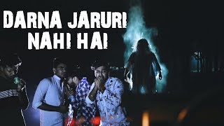 Darr || Horror Comedy || Raahii Films ft. Mayank Mishra