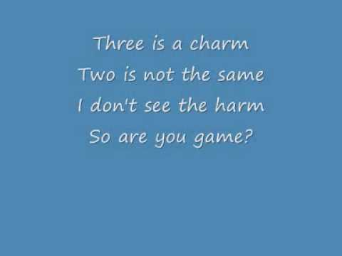 3 (one, two, three) - Britney Spears (lyrics)