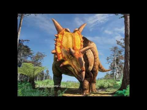 Meet Xenoceratops: Canada