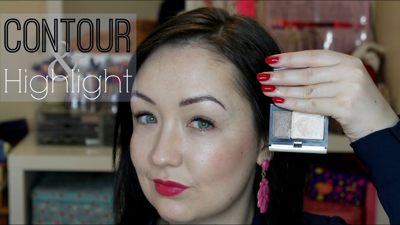 Contour And Highlight With Kevyn Aucoin Creamy Glow Duo #4 Sculpting And  Candlelight  Youtube