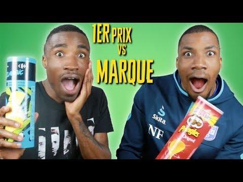 1ER PRIX VS MARQUE (avec mon grand frère)