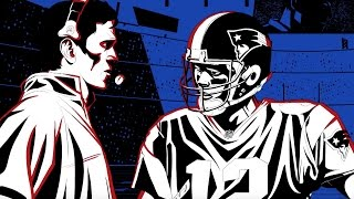 "Brady vs. Manning: Year One ""X"