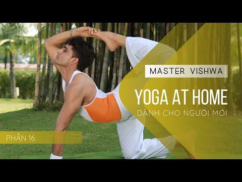 Yoga cho mọi người - YOGA MASTER VISHWA - Phần 16