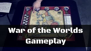 War of the Worlds Gameplay