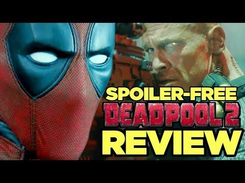 Deadpool 2 REVIEW (No Spoilers!)