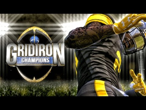 NEW NCAA COLLEGE FOOTBALL GAME & HOW TO BE FEATURED IN IT!