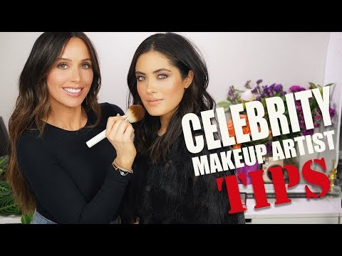 Celebrity Makeup Artist Mary Phillips Does My Makeup | Melissa Alatorre