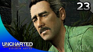Uncharted: Golden Abyss Walkthrough Gameplay Part 23 · Chapter 23: Keep Your Head Down