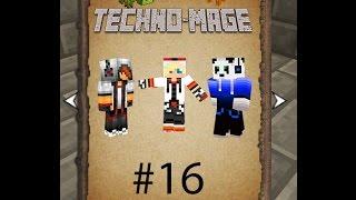 מיינקראפט- טכנו-מייג'- פרק 16:גלמים!