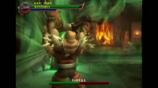 mksm kintaro vs baraka glitch