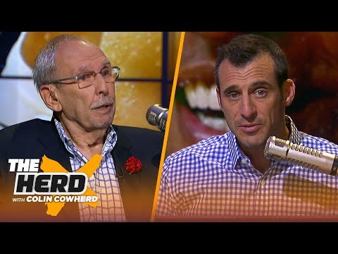 Legendary announcer Ralph Lawler talks Clippers' culture change, signing KD & Kawhi | NBA | THE HERD