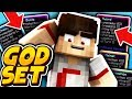 *OMG!* First GOD-SET KILL! (Reset Day) - Minecraft FACTIONS [1]