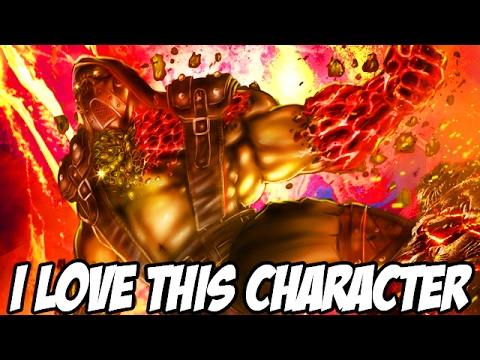 """ONE OF THE SICKEST CHARACTERS IN MORTAL KOMBAT HISTORY! - Mortal Kombat X """"Tremor"""" Gameplay"""