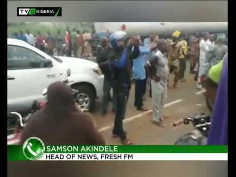 EXCLUSIVE: Why Ajimobi demolished Yinka Ayefele's Music House