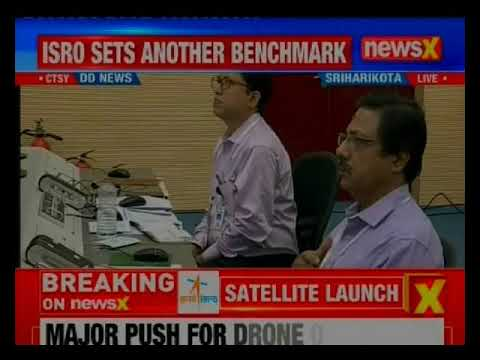 ISRO launches military communication satellite GSAT-7A from