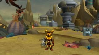 Prototyp: Ratchet & Clank 3: Up Your Arsenal