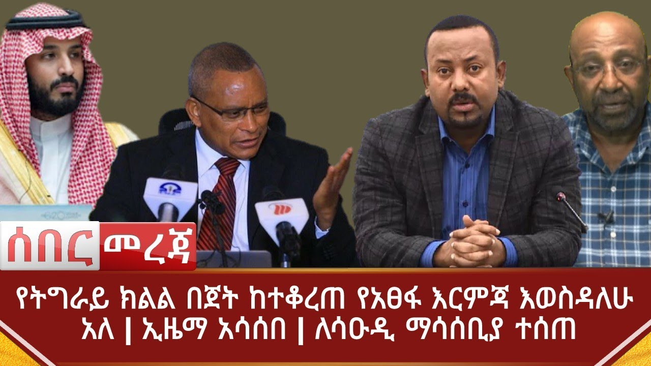 Development On The Case Between TPLF And PP