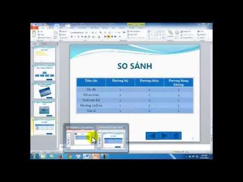 Giáo trình tin học Microsoft Office Powerpoint