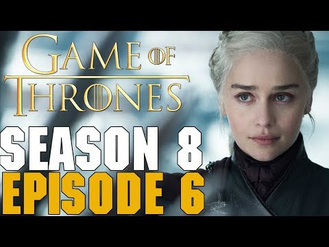 Game of Thrones Season 8 Episode 6 Review | The FINAL Episode!