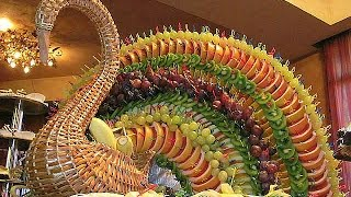 Прикольная еда, шедевры кулинарии - вкусно, красиво! Подборка.