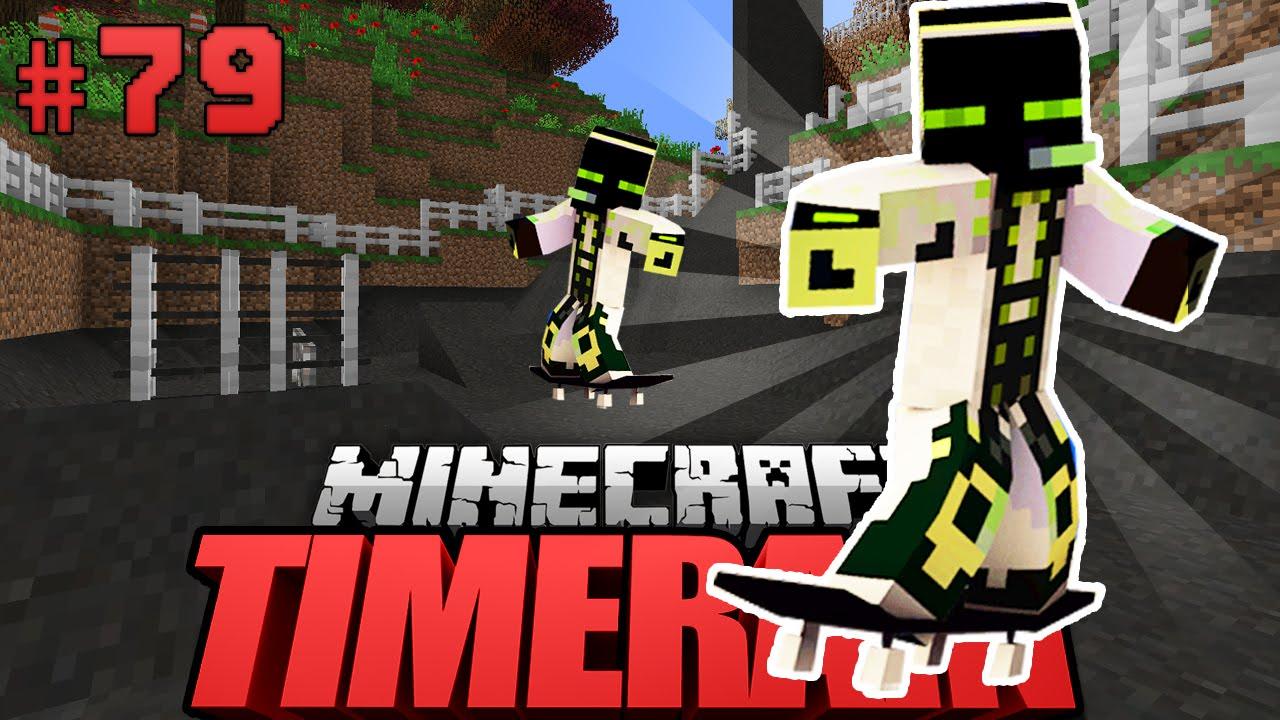 Der COOLSTE SKATEPARK Minecraft Timerain DeutschHD YouTube - Minecraft timerain spielen